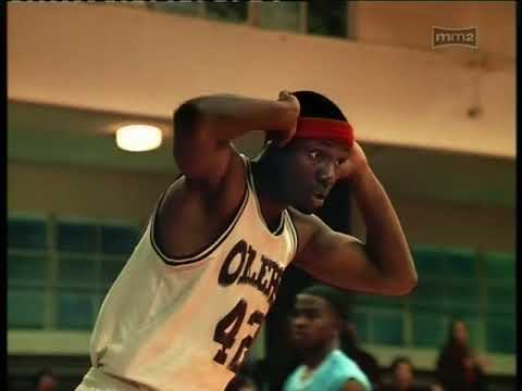 Coach Carter - I tied that bow