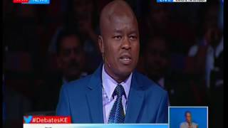 The Presidential Debate 2017-Raila Odinga addresses Kenyans pt 2 SUBSCRIBE to our YouTube channel for more great videos:...