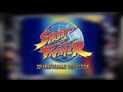 Street Fighter 30th Anniversary Collection | Ab 29. Mai erhältlich | PS4, Xbox One, Switch, Steam (видео)