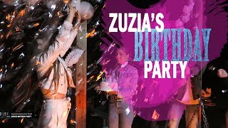 ZUZIA'S BIRTHDAY PARTY