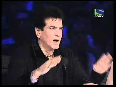 X Factor India - Amit Jhadav singing Mast Baharon Ka Main Aashiq- X Factor India - Episode 14 - 1st Jul 2011