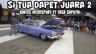 Video IMPALA JUARA DI KONTES 2 INTERSPORT Ft TASA SAPUTRI | CARVLOG #129 MP3, 3GP, MP4, WEBM, AVI, FLV September 2018