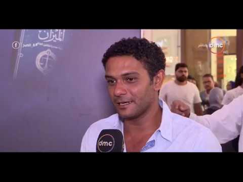 """أحمد مراد في حفل توقيع """"تراب الماس"""": الفيلم سيفاجئ من قرأ الرواية"""