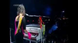 Arcade Fire - Afterlife (Live Lollapaloza Chile 2014)