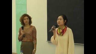 Коррекция нежелательного поведения, лекция в НГУ, часть 1, лектор Ивон Чен