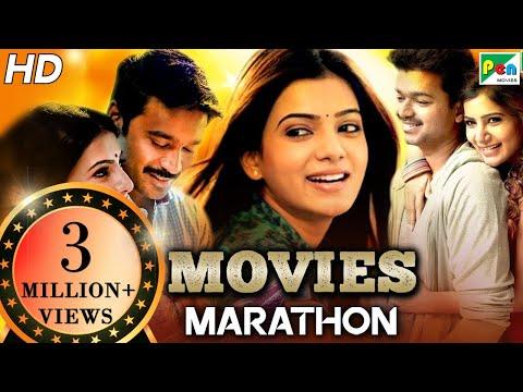 Samantha Akkineni Birthday Special   Movies Marathon   Khakhi Aur Khiladi, Paap Ki Kamai, Makkhi