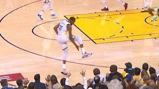 Kevin Durant Injury Game 5 vs Rockets! 2019 NBA Playoffs