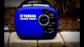 9. Best Portable Generator Reviews 2016 - Yamaha 2000watt