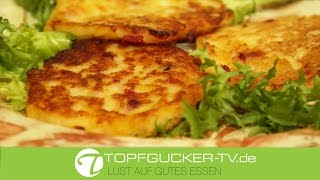 Erzgebirgischer Buttermilchgetzen | Topfgucker-TV
