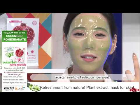 Cre8skin It's Real Color Hydrogel Mask