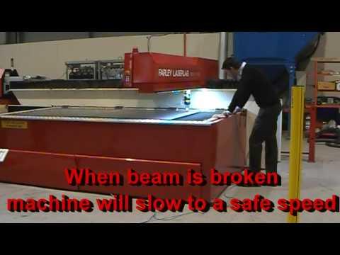Profile Plus Laser Cutting Machine