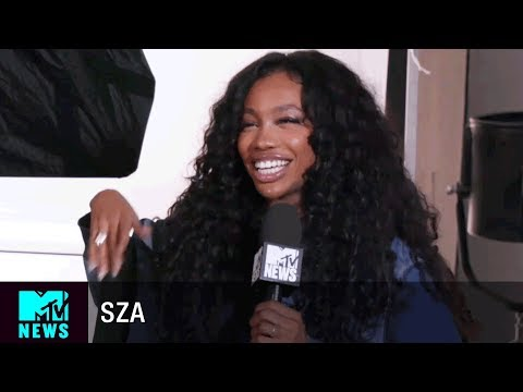 SZA On Kendrick Lamar, Solange, Grammy Nominations & 'Weekend's Success | MTV News