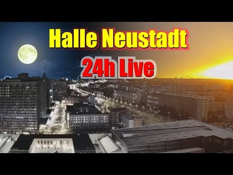 Live-Cam:  Deutschland - Halle (Saale) - Webcam in  ...