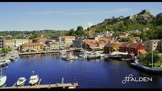 Halden Norway  City pictures : The most spectacular city in Norway - #Halden