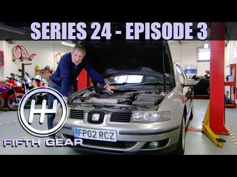 Fifth Gear: Series 24 Episode 3 - Full Episode