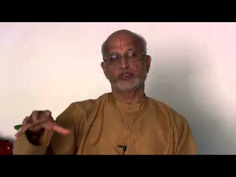 Intro to Vedanta (50) - Analysis of Who Am I