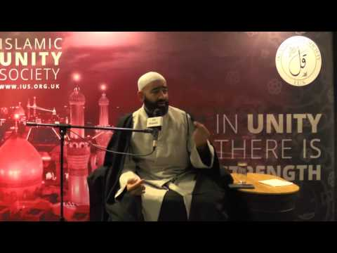 03: Faith in action  - Sheikh Ali Mehdi