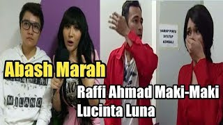 Video Pacar Lucinta Luna Abash Marah, Raffi Ahmad Maki-Maki Lucinta Luna di Acara Pesbuker MP3, 3GP, MP4, WEBM, AVI, FLV September 2019