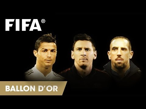 FIFA Ballon d'Or Coming Soon LIVE on YouTube