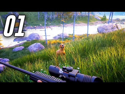 Hunting Simulator 2 - Part 1 - My First Hunt