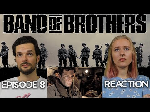 Band of Brothers E08 'The Last Patrol' - Reaction & Review!