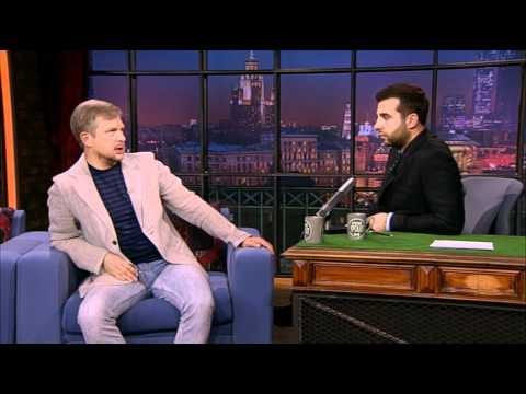 Валдис Пельш в Вечернем Урганте. HD