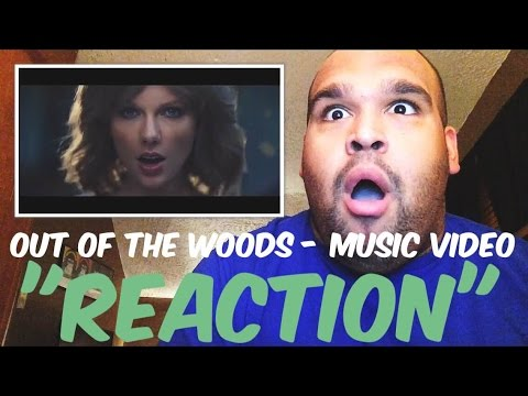 Taylor Swift - Out Of The Woods Music Video [REACTION]