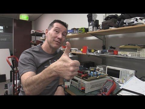 EEVblog #777 - Keithley 177 Microvolt DMM Repair