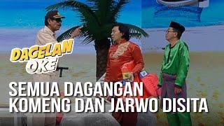 Video DAGELAN OK - Semua Dagangan Komeng dan Jarwo Disita [11 Juli 2019] MP3, 3GP, MP4, WEBM, AVI, FLV Juli 2019