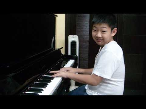 Piano Song By Peter Chou In Bangkok The First One