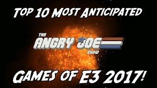 Video Top 10 Most Anticipated Games of E3 2017! MP3, 3GP, MP4, WEBM, AVI, FLV Juni 2018