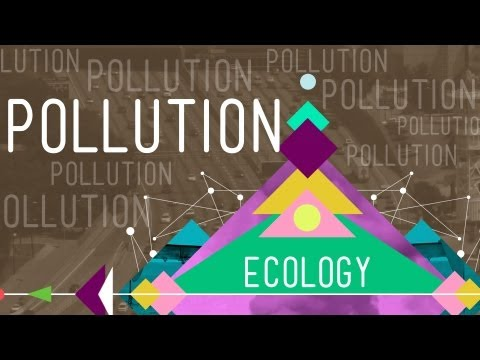 Pollution - Hank talks about the last major way humans are impacting the environment in this penultimate episode of Crash Course Ecology. Pollution takes many forms - fr...