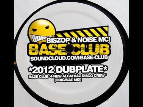 BASE CLUB - 4 New Alcatraz Disco Crew ***OLD SKOOL*** (видео)