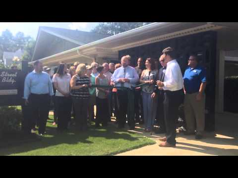 Hopper Financial Ribbon Cutting