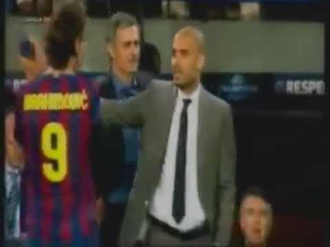 show mourinho (видео)