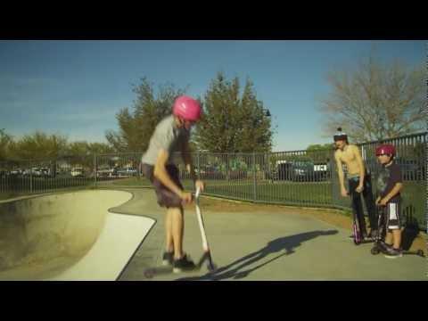 Anthem Skate Park (AZ) - Red Epic Slow Motion Photography Test