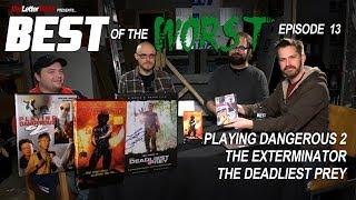 Video Best of the Worst: Playing Dangerous 2, The Exterminator, and The Deadliest Prey MP3, 3GP, MP4, WEBM, AVI, FLV Januari 2019