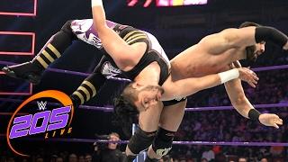 Nonton Mustafa Ali vs. Ariya Daivari: WWE 205 Live: Feb. 7, 2017 Film Subtitle Indonesia Streaming Movie Download