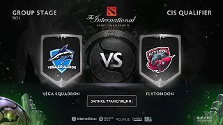 Vega Squadron vs FTM, The International CIS QL [Jam, Eiritel]