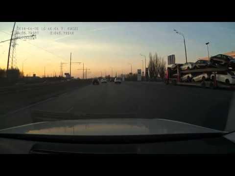 Авария в Казани 20 04 2014