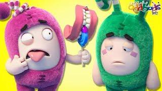 Video Oddbods | HARD CANDY - सख़्त कैंडी | Funny Cartoons For Kids MP3, 3GP, MP4, WEBM, AVI, FLV Desember 2018