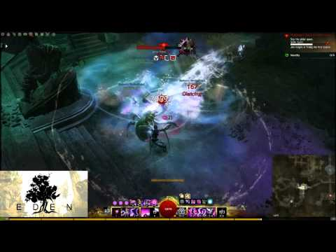 Guild Wars 2 | Mesmer Solo - Ascalonian Catacombs Spider Queen