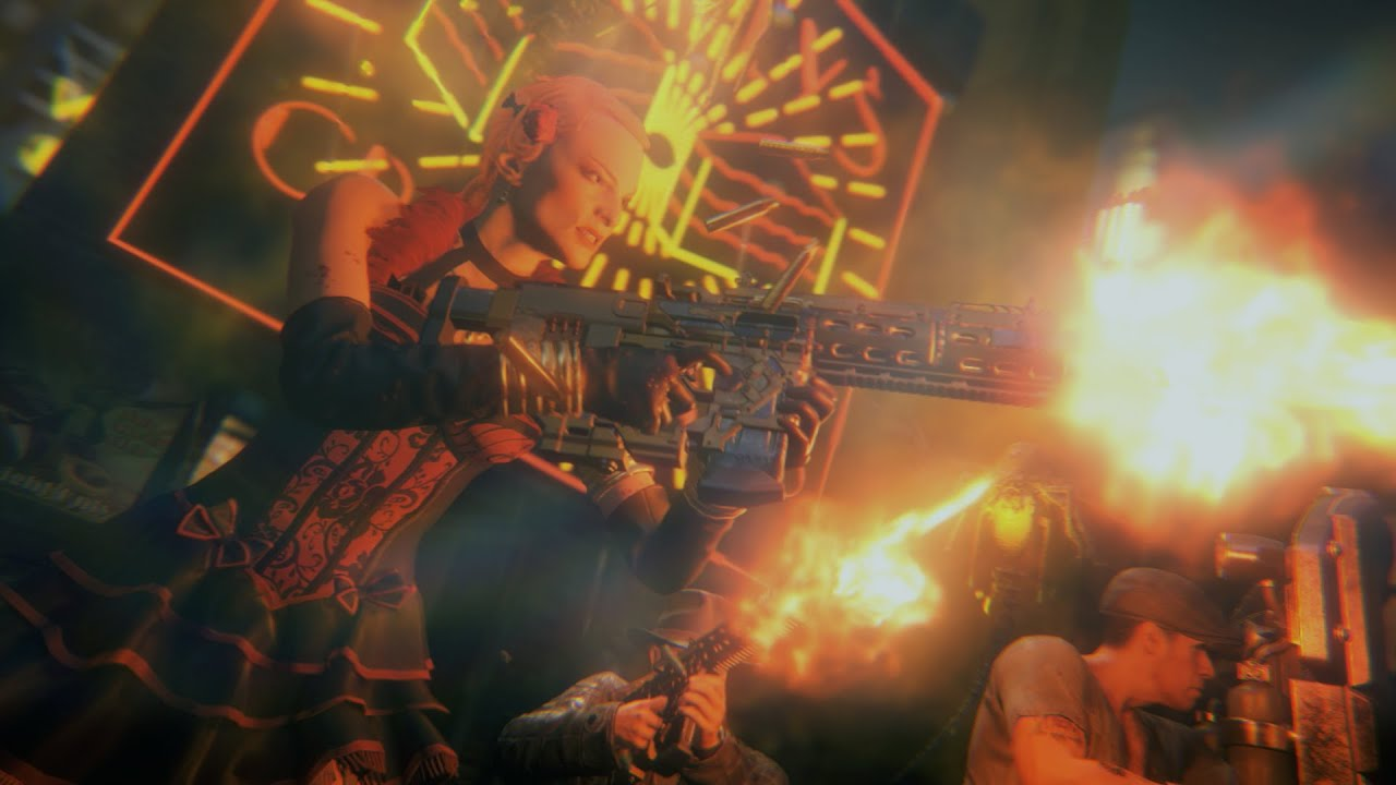 "Official Call of Duty®: Black Ops III – ""Shadows of Evil"" Zombies Reveal Trailer"