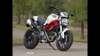 8. Marvellous 2010 Ducati Monster 796 Perfection In Appearance And Performance