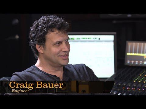 Producer/Engineer Craig Bauer – Pensado's Place #193