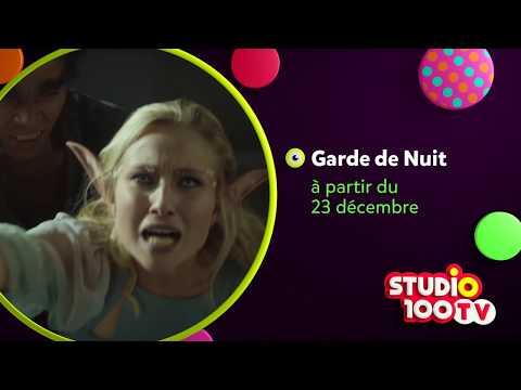 Garde de Nuit sur Studio 100 TV!