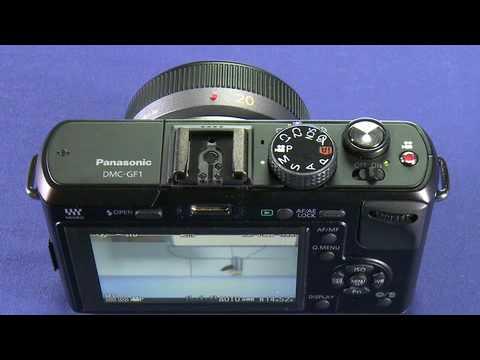 Panasonic Lumix GF1 Lumix G Lens Kit