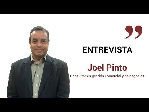 Entrevista Joel Pinto, consultor en gestión comercial y de negocios[;;;][;;;]