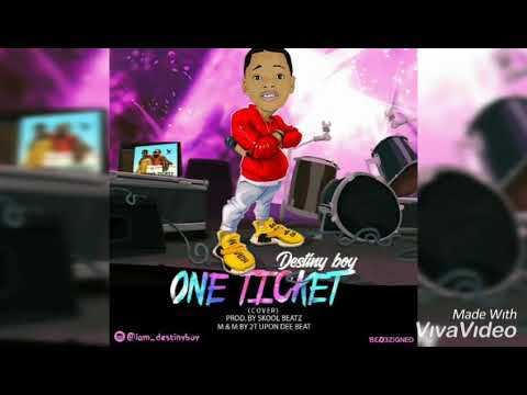 Destinyboy - One Ticket Fuji Version