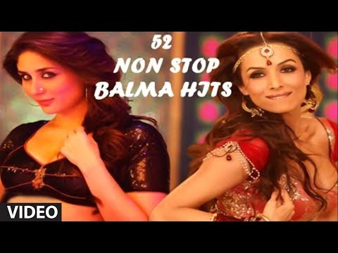 52 Non Stop Balma Hits (Official) – Full Length Video – Exclusively on T-Series Popchartbusters